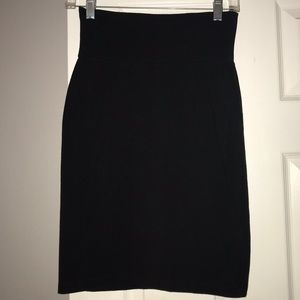 🔥Black High Waisted Pencil Skirt